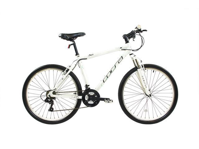 "Alton X-33 26"" 21-Speed Alloy Frame Mountain Bike - White"