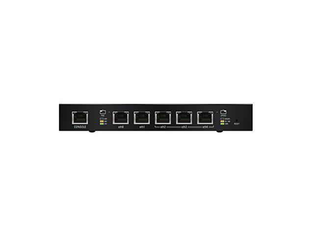 Ubiquiti Networks Edgerouter Poe 5Port Router With Poe (ERPOE-5)