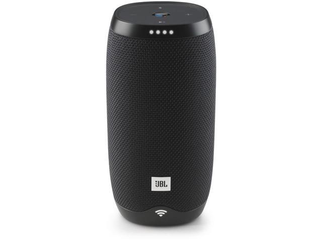 JBL Link 10 Voice-activated Portable Speaker (Black)