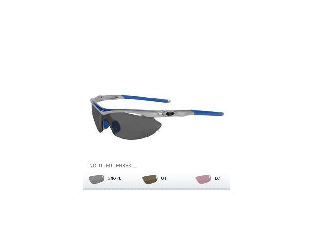 Tifosi Slip Golf Interchangeable Sunglasses - Race Blue
