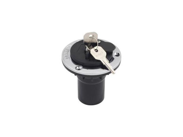 Perko Gas Fill with Locking Cap f/ 1 - 1/2   Hose - 0599DPGCHR