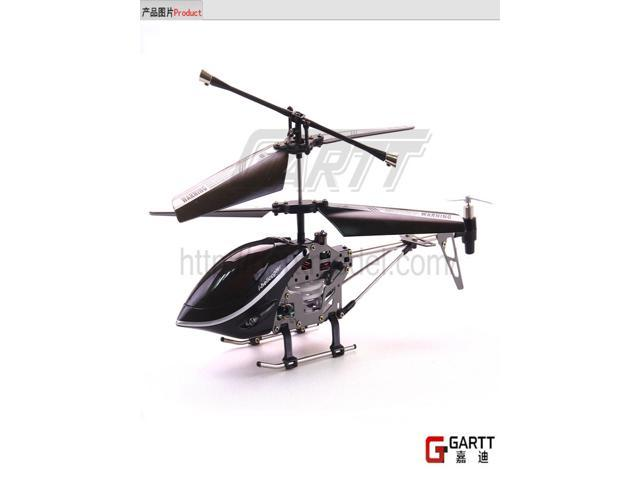 777-170 i helicopter with 3Channel & Gyro System Control Mini helicopter BLACK