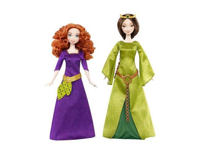 Disney Pixar Brave Merida & Queen Elinore Gift Set