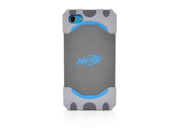 NERF Elite Gaming Grip iPod Touch 5 Cover - Grey/Blue