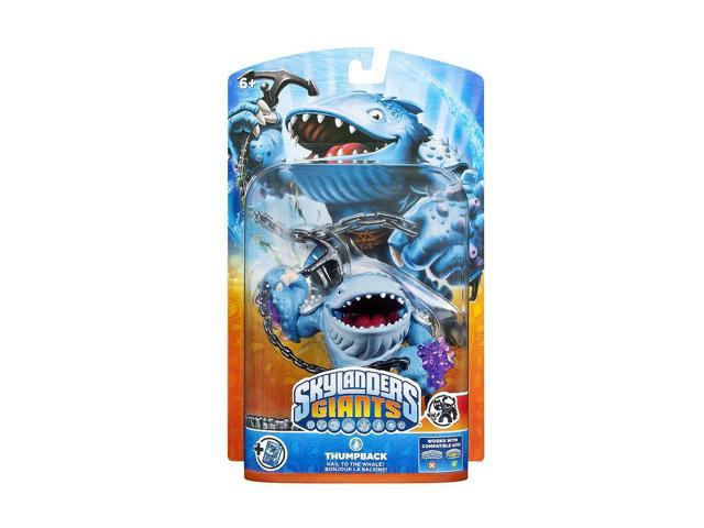 Skylanders Giants Individual Character Pack - Thumpback