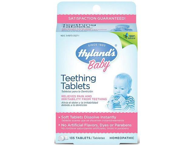 Hyland's Teething Tablets 135-Count - Newegg.com