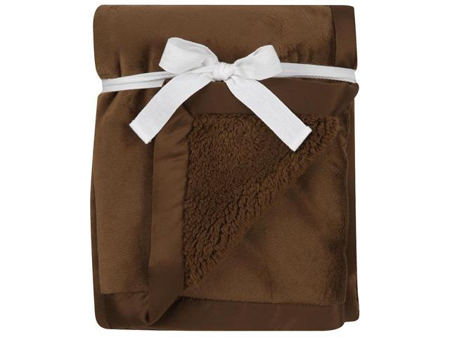Koala Baby Brown Deluxe Blanket