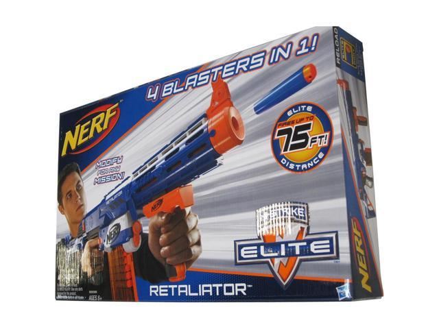 Nerf N-Strike Elite Retaliator Blaster #zCL