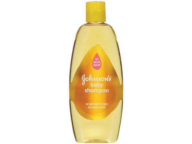 Johnson & Johnson Baby Shampoo - 15 Ounce