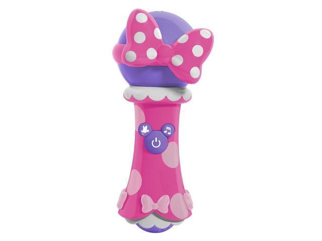 Minnie Mouse Bowtique Hi Note Microphone