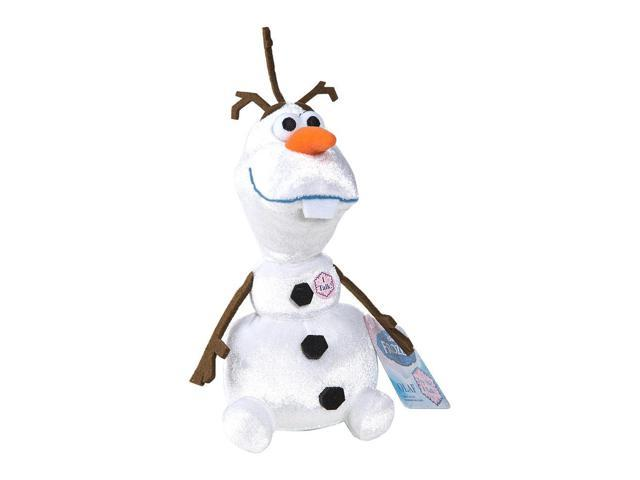 Disney Frozen Talking Beanbag Plush - Olaf