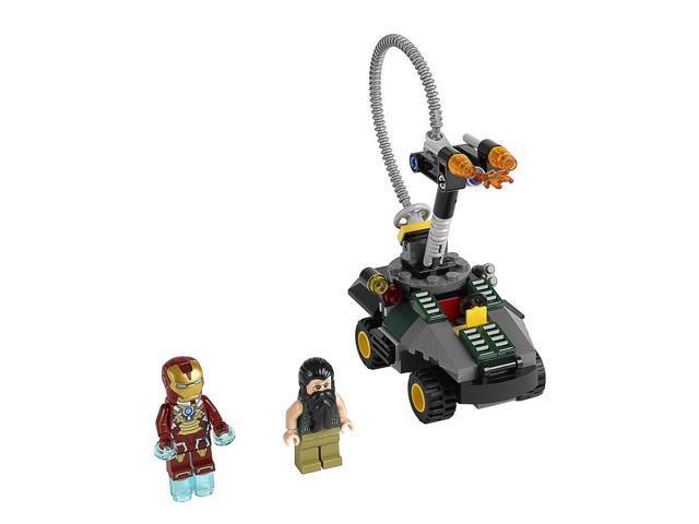 LEGO Marvel Super Heroes Iron Man vs The Mandarin 76008