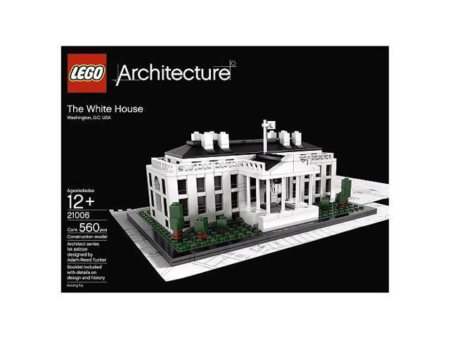 LEGO Architecture The White House 21006 - Newegg.com