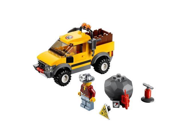 LEGO City Mining 4x4 4200