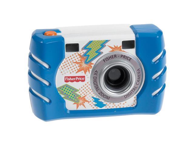 Fisher-Price Kid-Tough Digital Camera - Blue