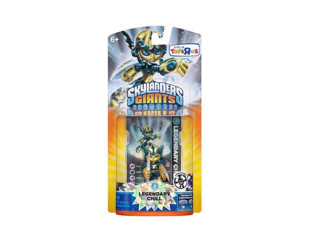 Skylanders Legendary Chill Giant Light Core Toy