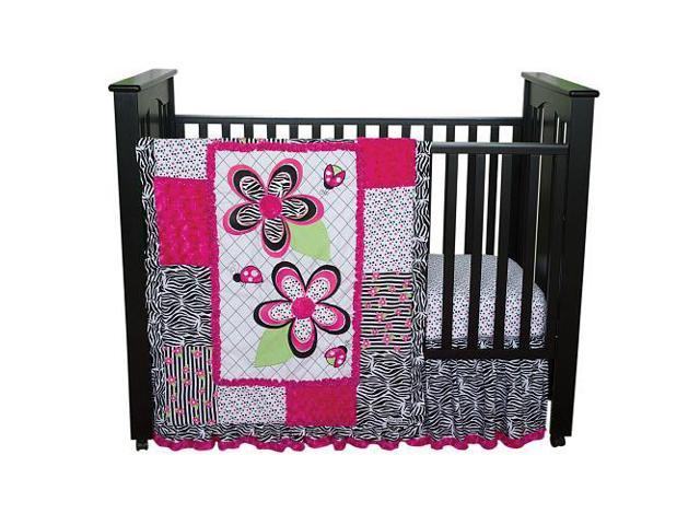 Trend Lab Sahara - 3 Piece Crib Bedding Set - 106960