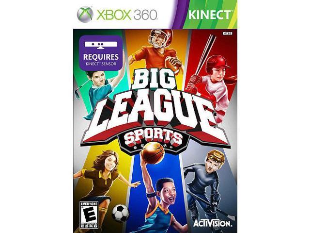 Big League Sports for Xbox 360 Kinect #zMC