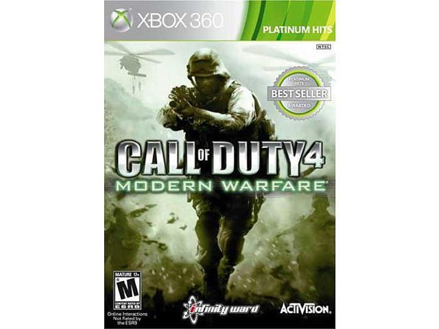 Call of Duty 4: Modern Warfare: Platinum Hits for Xbox 360