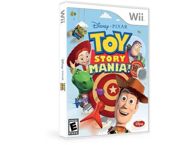 Disney Pixar's Toy Story Mania for Nintendo Wii