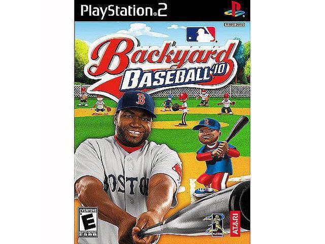 Backyard Baseball 10 for Sony PS2