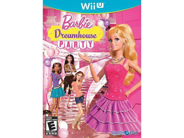 Barbie Dreamhouse Party for Nintendo Wii U
