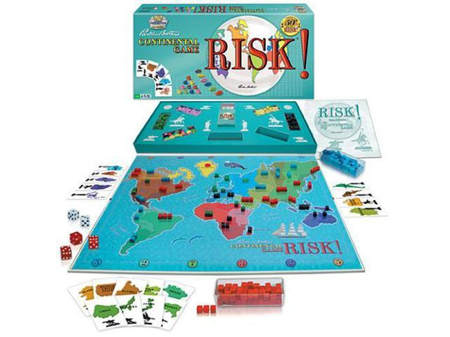 Risk! 1959 Strategy Game