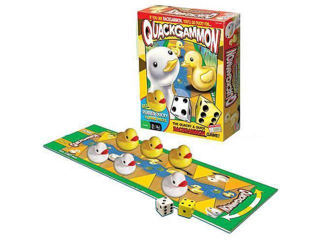 Quackgammon