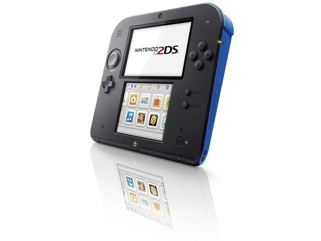 Nintendo 2DS Handheld Gaming System- Electric Blue