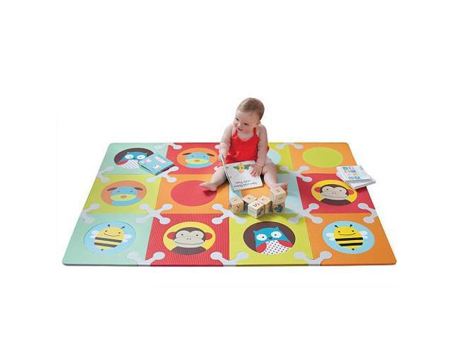 Skip Hop Playspot Foam Floor Tiles - Zoo