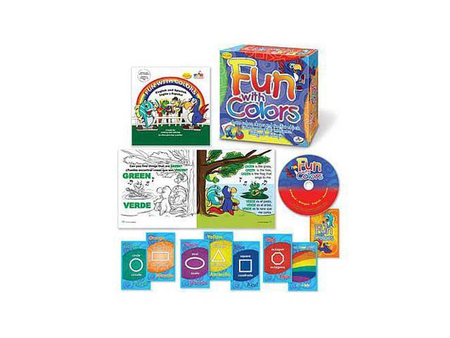 Fun with Colors Learning Game