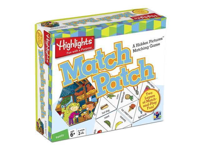 Highlights Fun with a Purpose - Match Patch