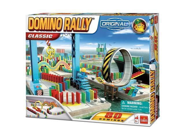 Domino Rally Classic Board Game