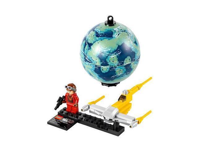 LEGO Star Wars Naboo Starfighter & Naboo 9674 #zMC