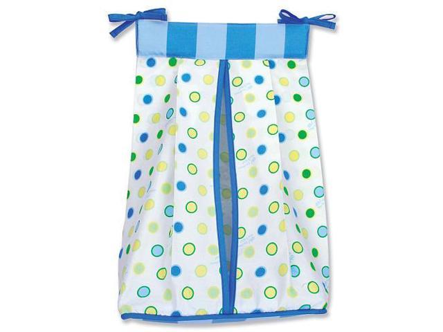 Trend Lab Dr. Seuss Oh! The Places You'll Go! Diaper Stacker - Blue