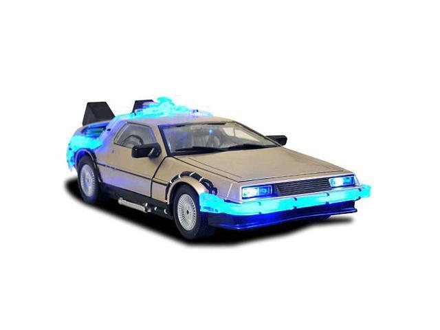 Back to the Future Time Machine 1:15 Electronic Vehicle