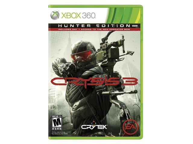 Crysis 3 Hunter Edition for Xbox 360