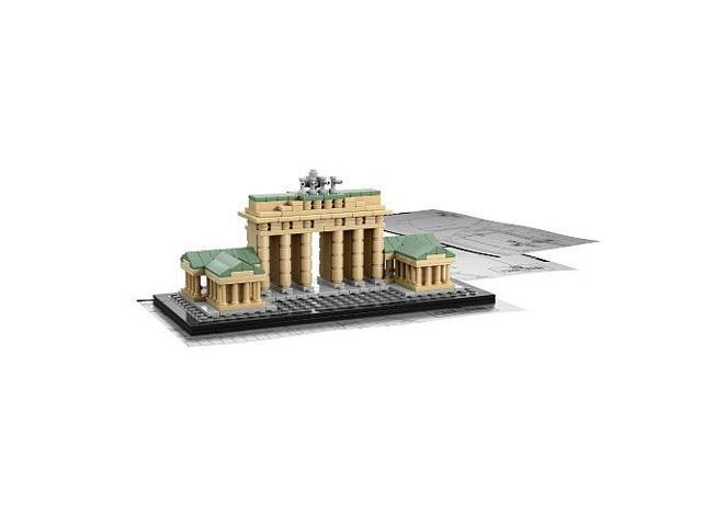 LEGO Architecture Brandenburg Gate 21011