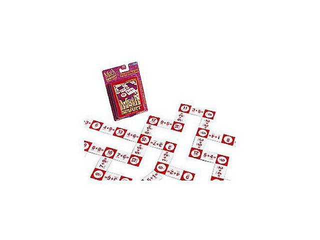 Math Smart Card Game - Addition