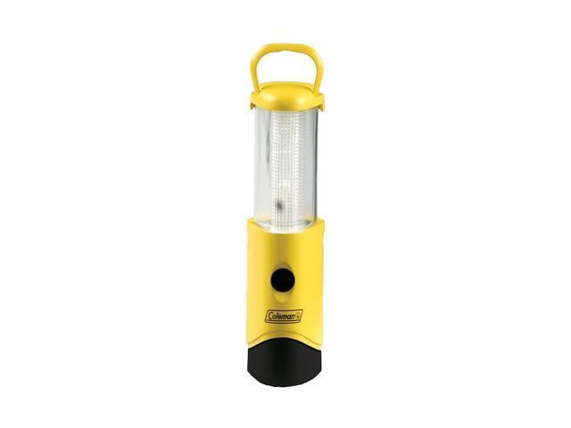 Coleman 3AA Micropacker LED Lantern Yellow 5319-700