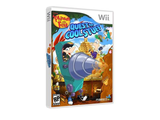 Phineas and Ferb: Quest for Cool Stuff for Nintendo Wii