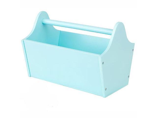 KidKraft Toy Caddy in Ice Blue