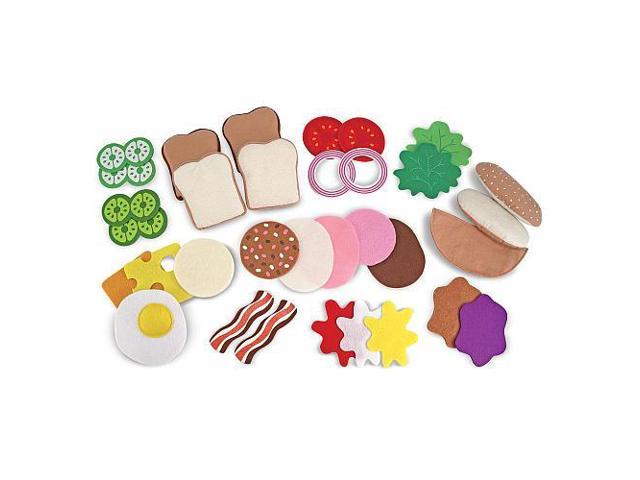 Melissa & Doug Felt Food - Sandwich