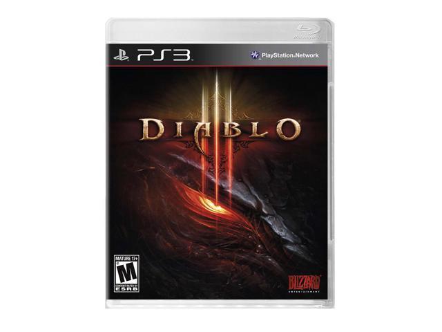 Diablo III for Sony PS3