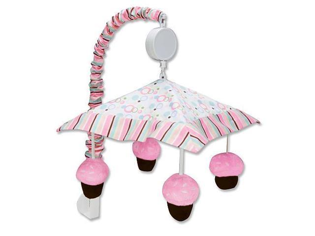 Trend Lab Cupcake Mobile - Pink