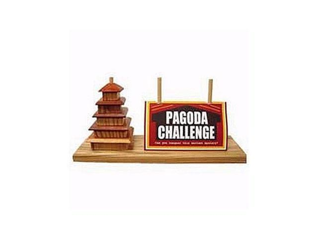 Pagoda Challenge