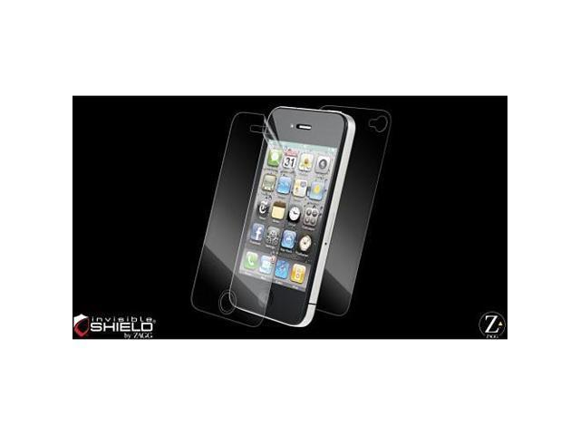 ZAGG invisibleSHIELD for iPhone 4/4S