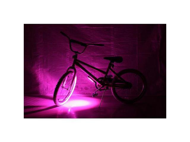 Brightz, Ltd. Pink Go Brightz LED Bicycle Light