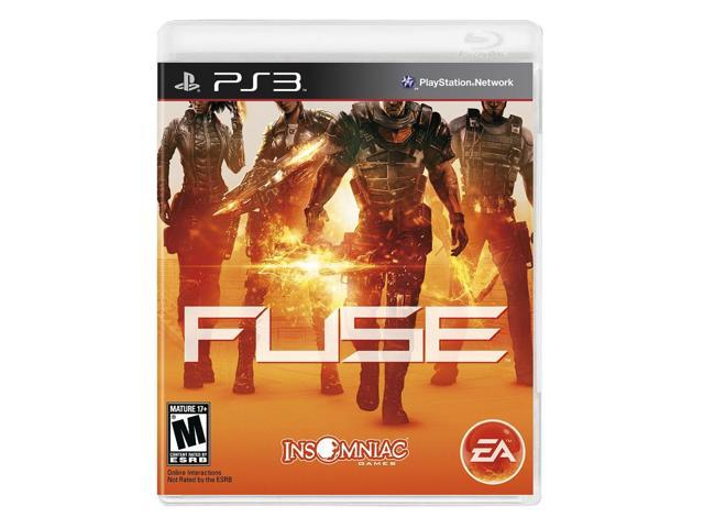 FUSE for Sony PS3
