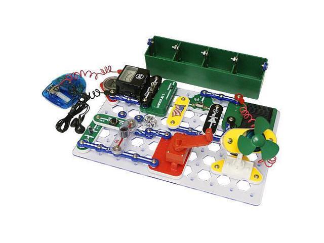 Snap Circuits - Green